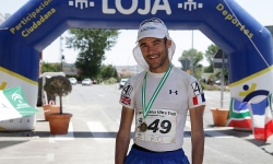 Riel Carol - Winner Al Andalus Ultimate Trail 2011