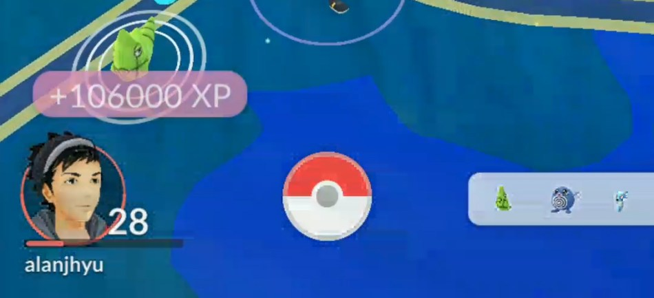 Pokemon go lucky egg strategy 100K experience gain