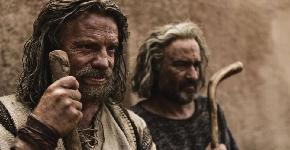 Best part of 'The Bible' was on social media