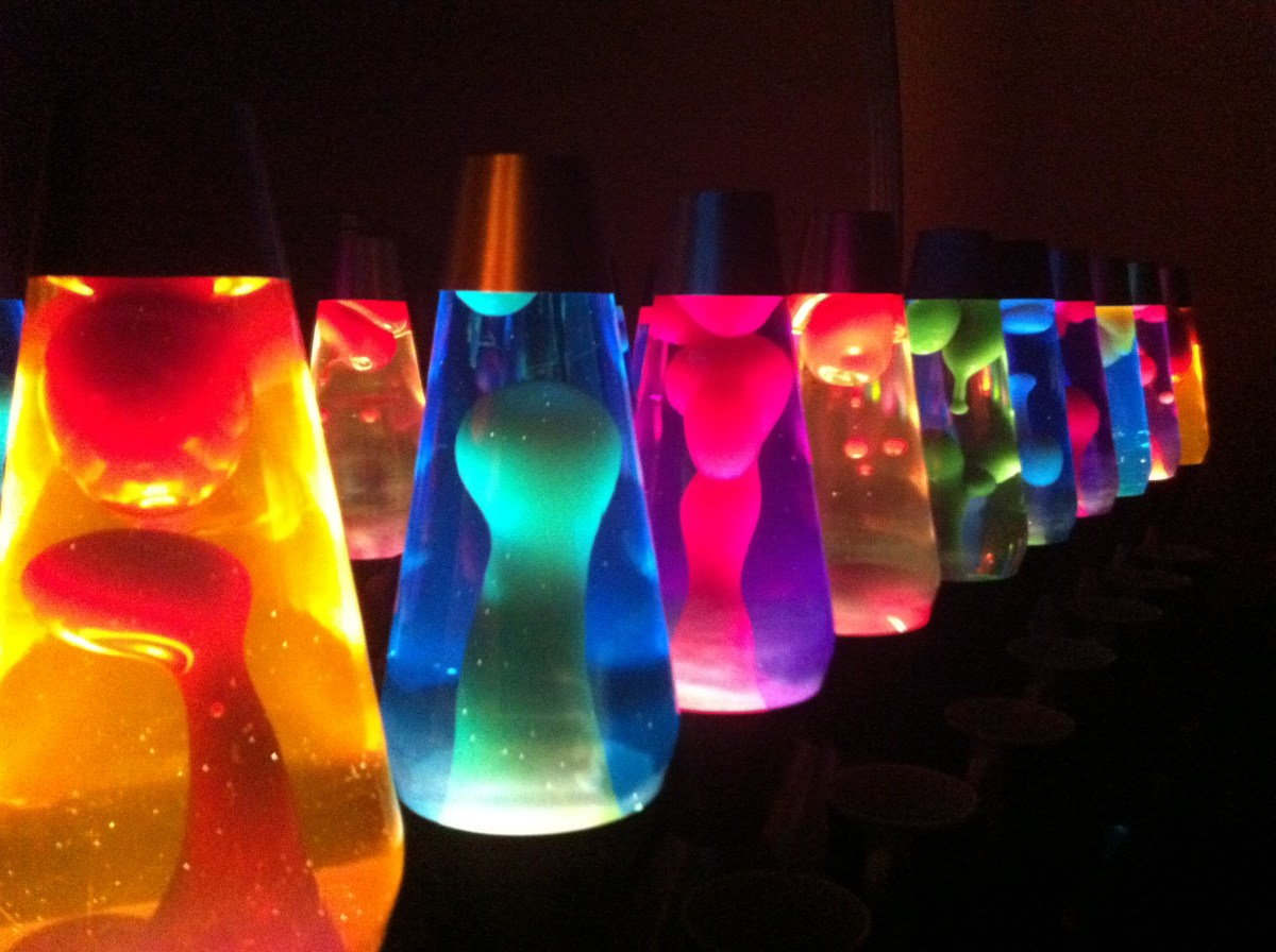 Coalesce lava lamp Christianity