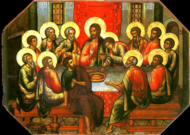 The 12 Disciples... and Bartholomew
