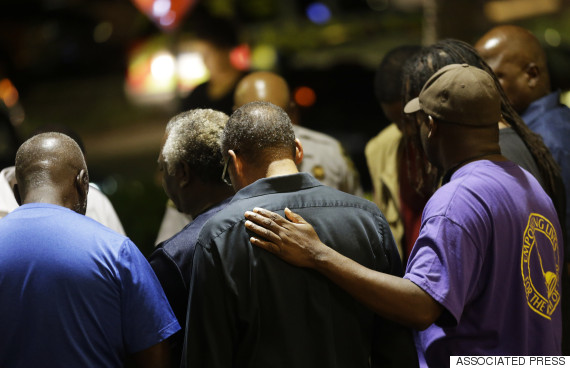 White pastors, preach on the Charleston shooting