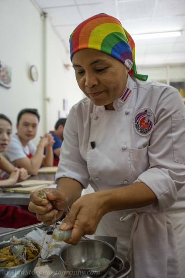 Chef Lees Cooking School near Khao San Road