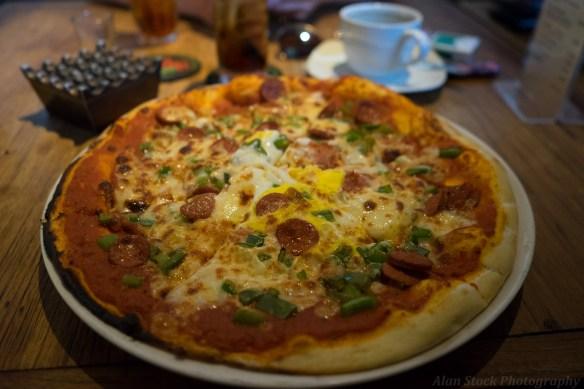 Bali Ubud Pizza