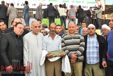بالصور..بحضور نواب البرلمان مستقبل وطن ينهى خصومة ثأرية بجنوب القاهرة