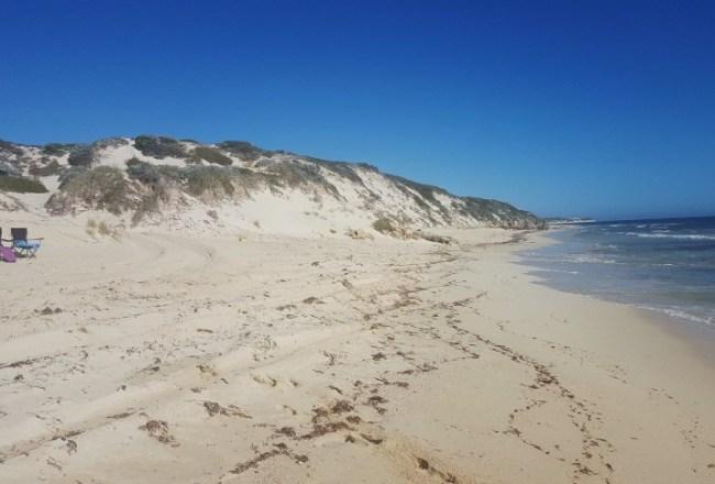 Wilbinga Beach paradise