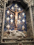 One of the chapels in Monreale.