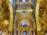 The Palatine Chapel in Palermo