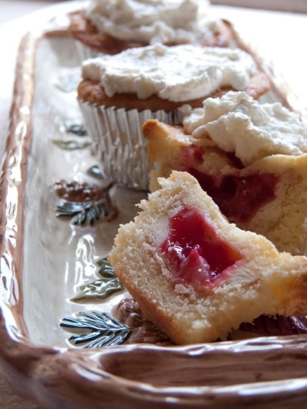 Strawberry Pie Poundcake