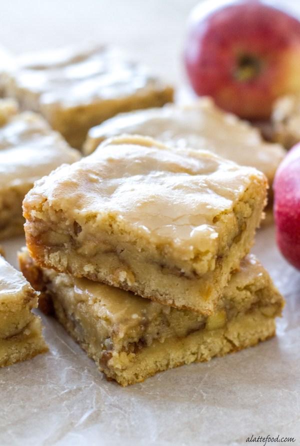 Maple Blondies Recipe — Dishmaps