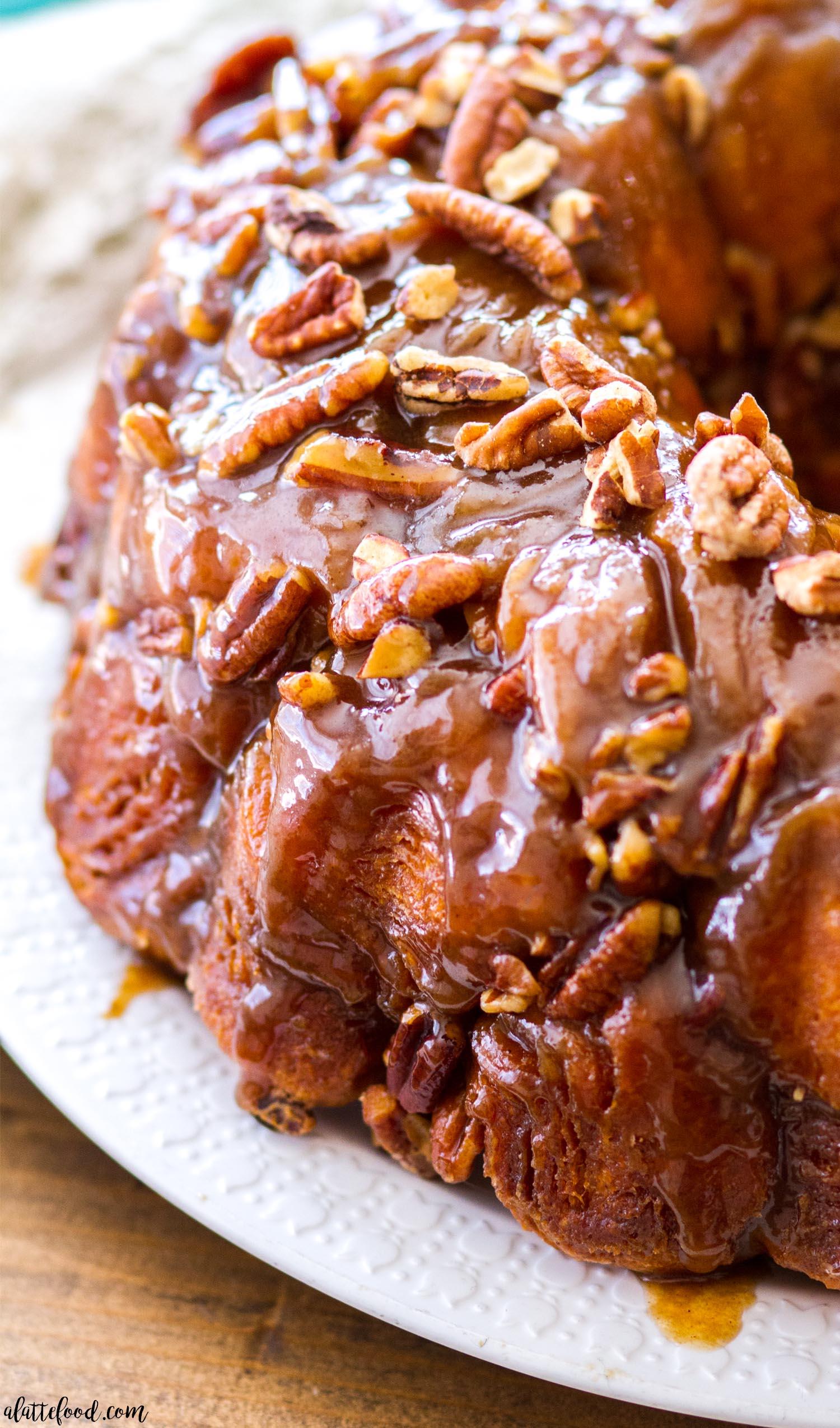 Scenic How To Make Monkey Maple Pecan Monkey Bread Maple Pecan Monkey Bread A Latte Food Maple Pecan Latte Dunkin Donuts Maple Pecan Latte nice food Maple Pecan Latte