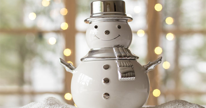Holiday Themes   Christmas Decorating Ideas for Your Albany Home a snowman decoration