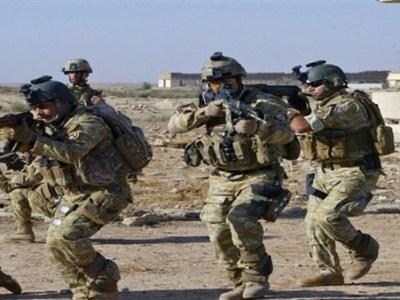 القوات العراقية تشن هجومًا لاقتحام مطار الموصل