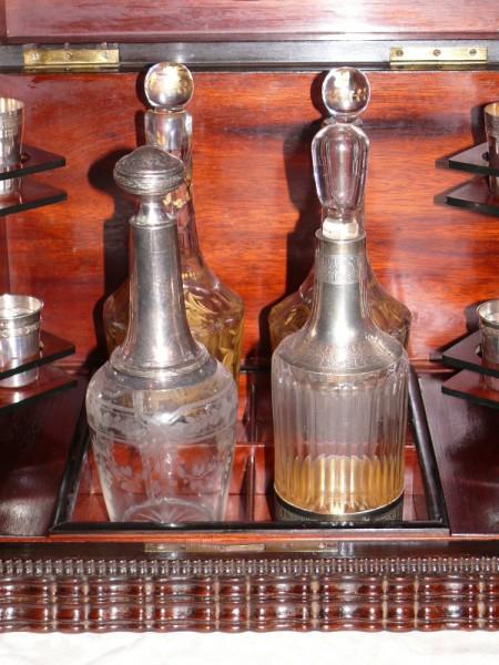 Cave Liqueur Napolon 3 Albert Antiquit