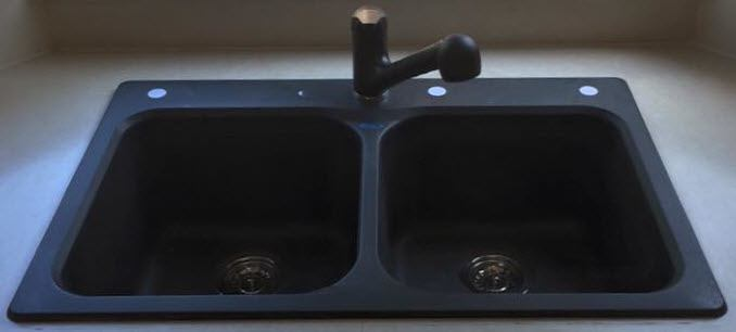 new sink for kitchen