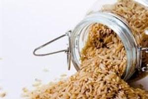 نخالة الأرز