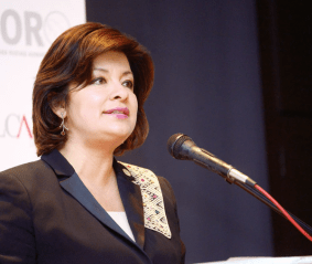 Martha Hilda González Calderón, diputada Federal por el PRI.