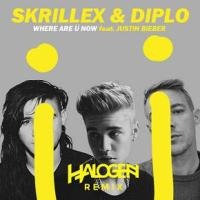 Skrillex & Diplo ft Justin Bieber - where are u now