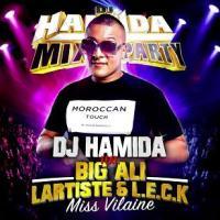 Dj Hamida ft Big Ali, L'artiste & L.E.C.K. - miss vilaine