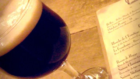 Host: Alcyone Black Saison, and Maia Belgian Strong