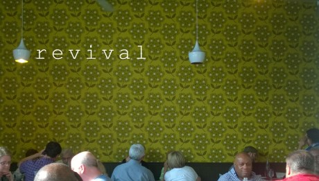 revival wallpaper