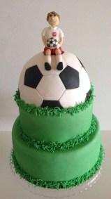 tort piłkarza