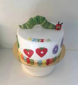 tort dżdżownica