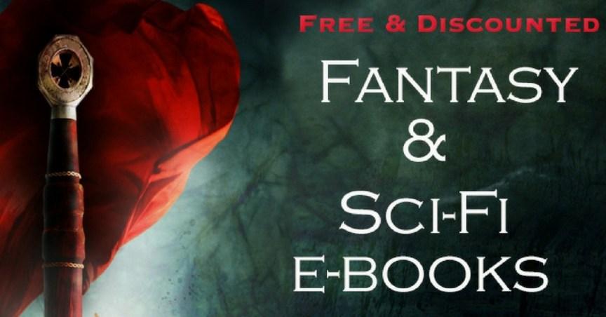 Fantasy & Sci-Fi E-books Sale