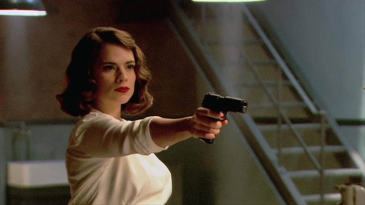 This Agent Carter one-shot.
