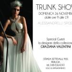 Alessandrelli sposi Trunk Show Valentini Ego