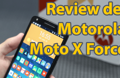 review moto x force