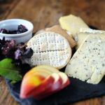 Kent cheese platter