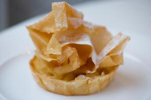 Gascon apple pie
