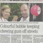 Kent Business, Gumdrop launch