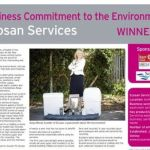 KEiBA Winner 2011, Business Commitment to the Environment