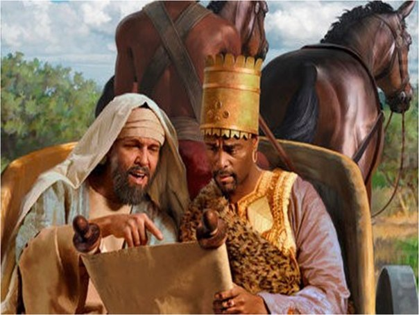 Деяния 15. С чего начать уверовавшему язычнику?