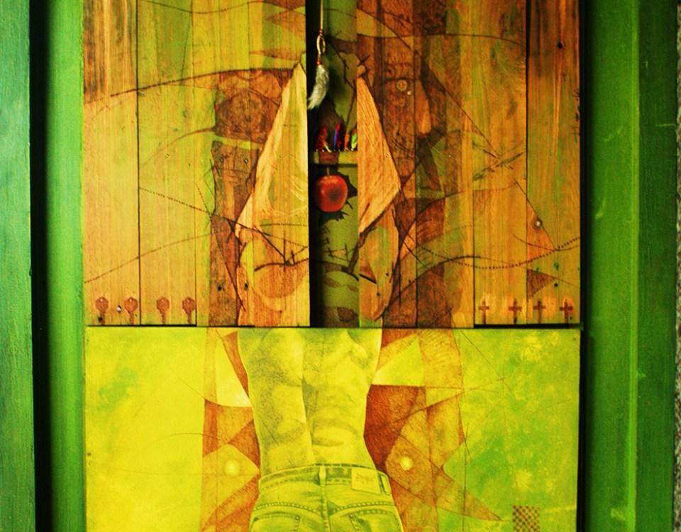 Símbolos de libertad 1 - Alex Cuchilla - El Salvador