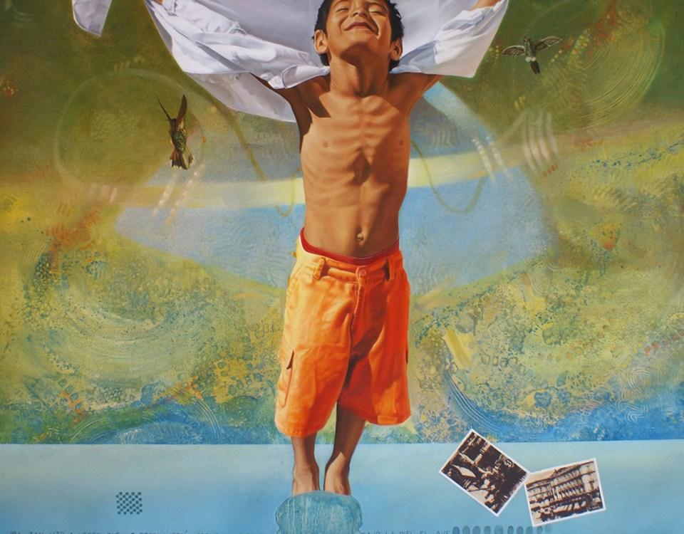Lección de vuelo #2 - Alex Cuchilla - El Salvador