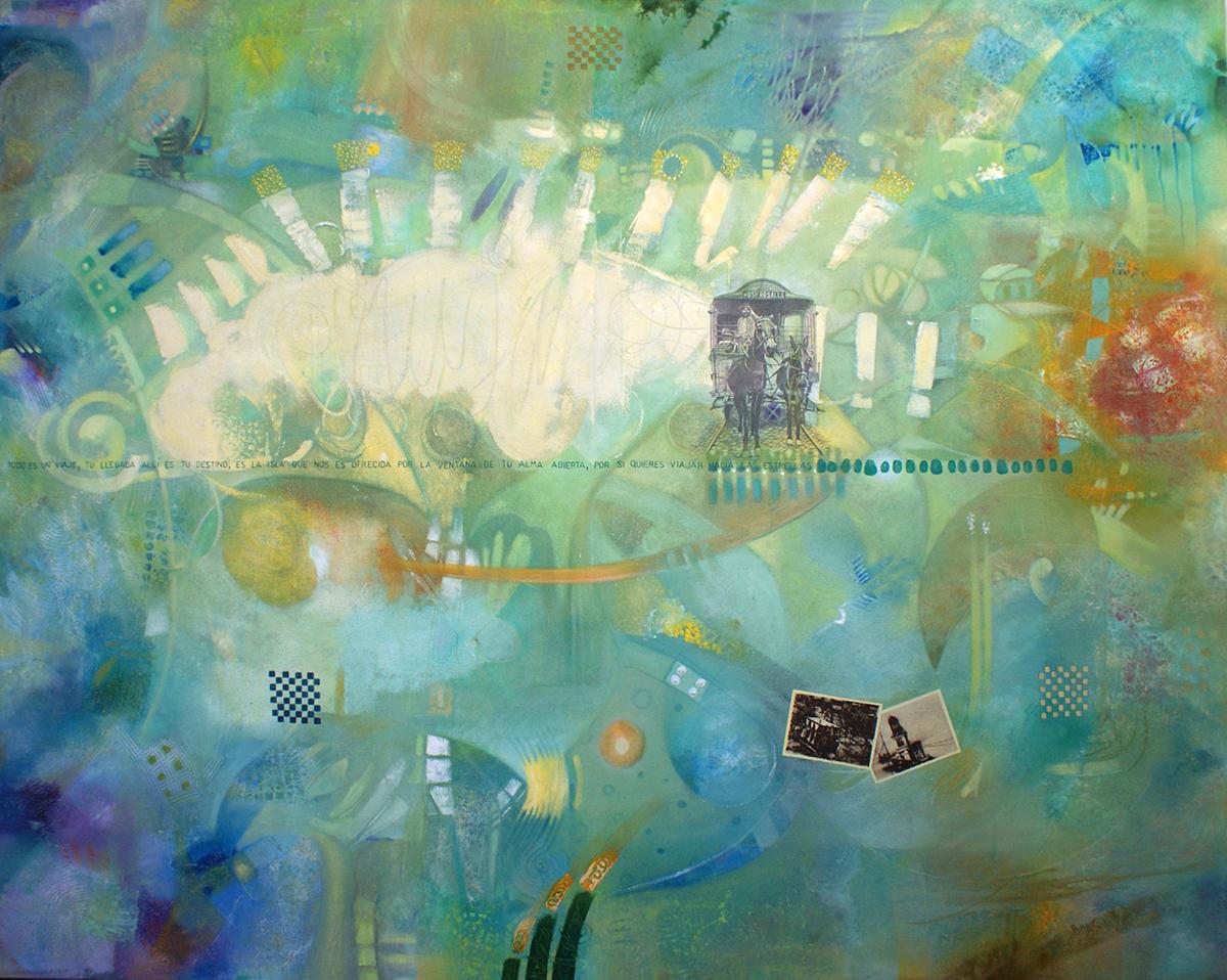Peces de ciudad 1 - Alex Cuchilla - El Salvador