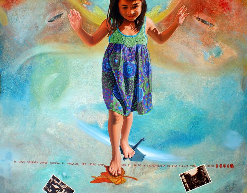 Salto de fe - Alex Cuchilla - El Salvador