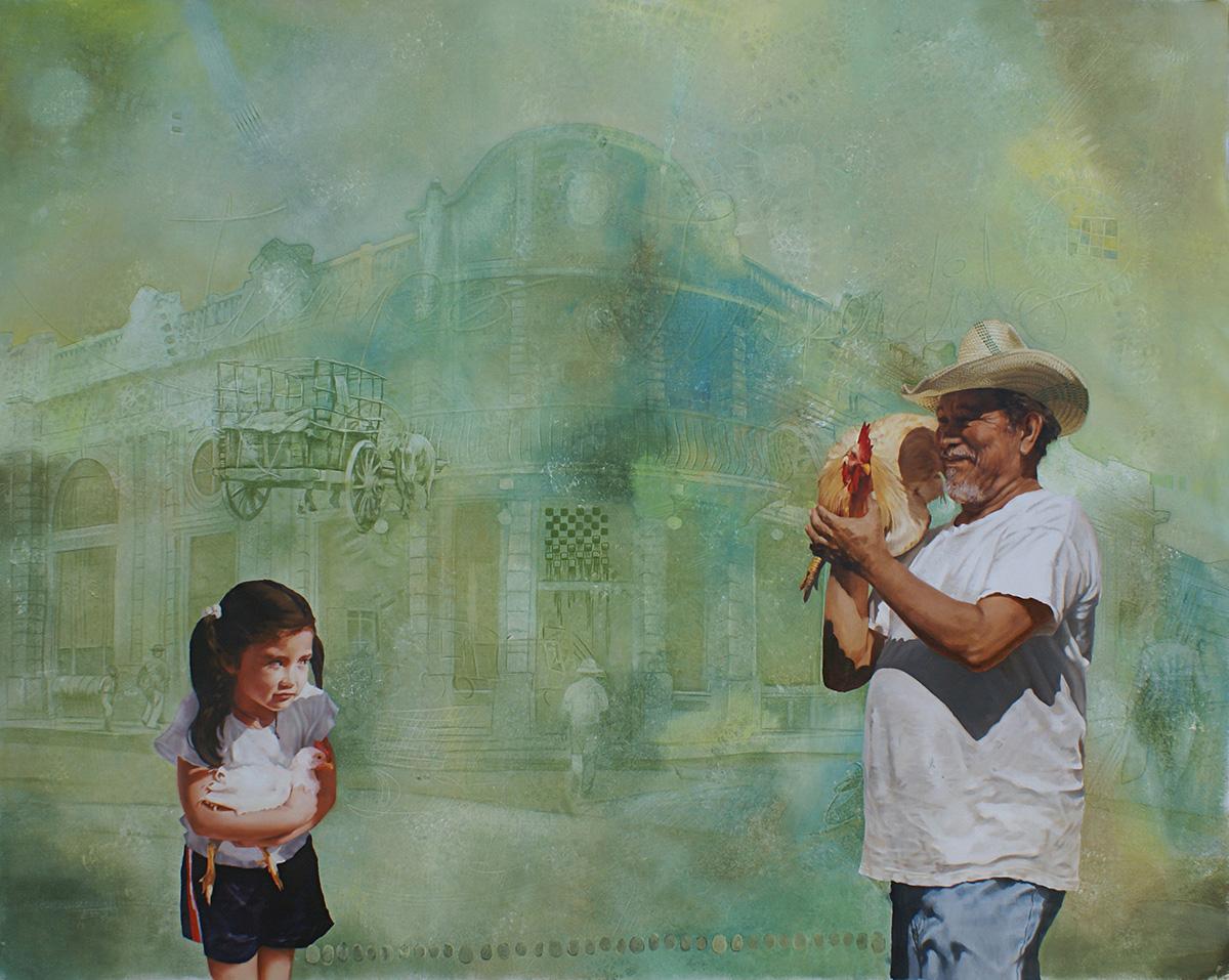 Tiempo de recolecta - Alex Cuchilla - El Salvador