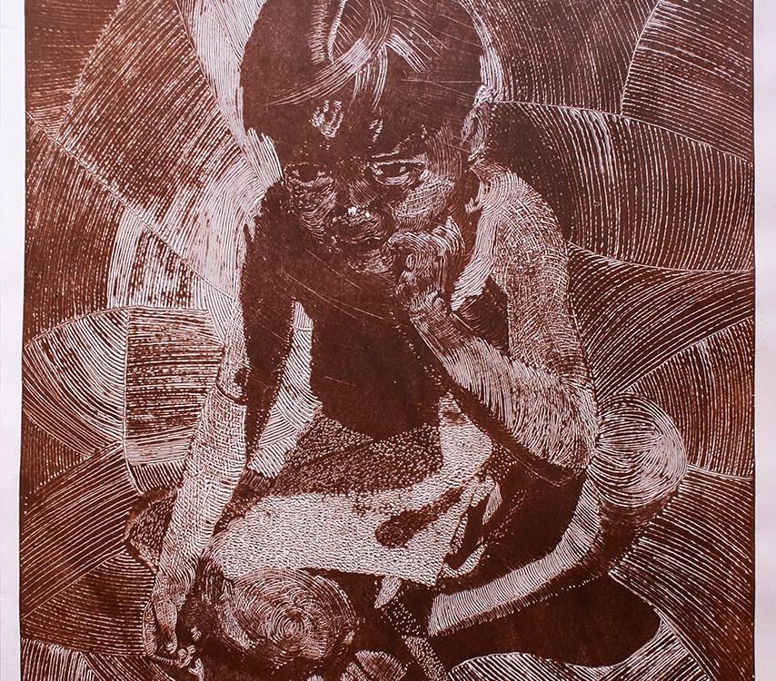 El señalamiento (Grabado) - Alex Cuchilla - El Salvador
