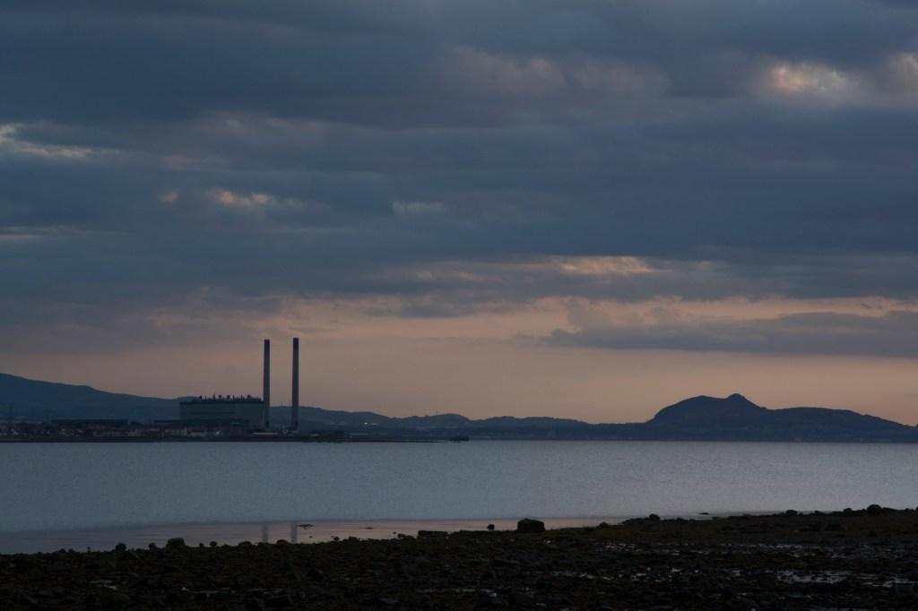 prestonpans power station (disused)