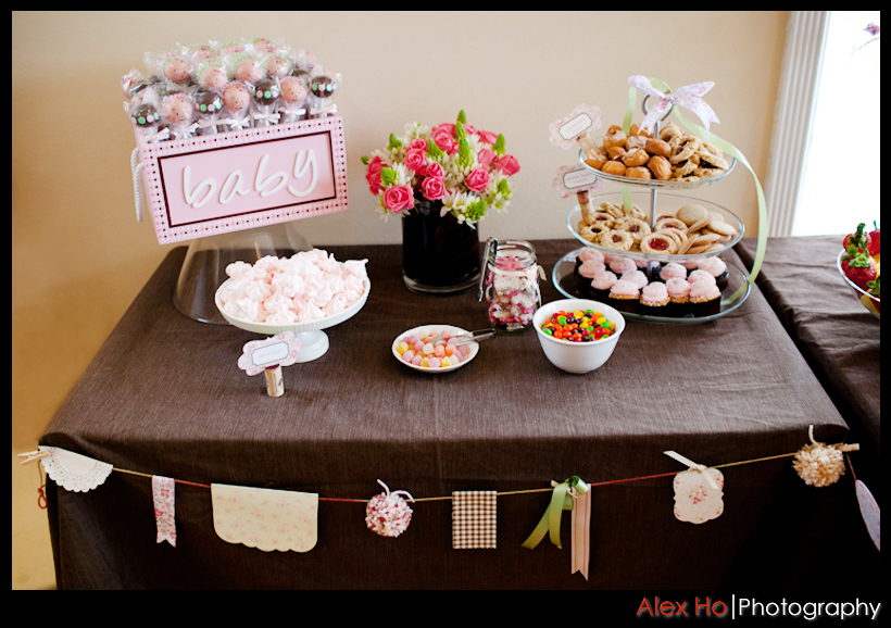 baby shower sweets table Baby Shower Decoration