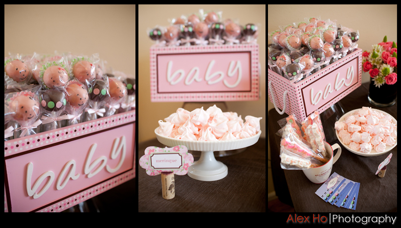 baby sweets Baby Shower Decoration
