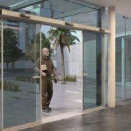 besam-sl500sl-glass-building-interior-ups-delivery