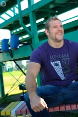 James Haskell for Rugby World Magazine
