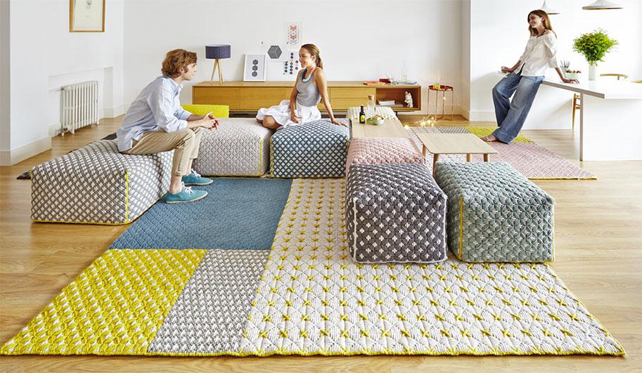 Un oto o con nuevas alfombras de gan for Alfombras buenas