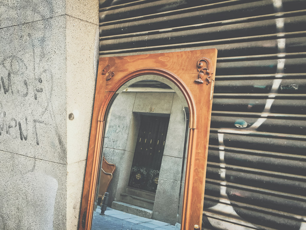 Through the Looking-Glass by Alfredo Liétor Photography