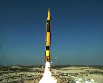 arrow missile